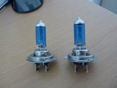 Nouvelles ampoules