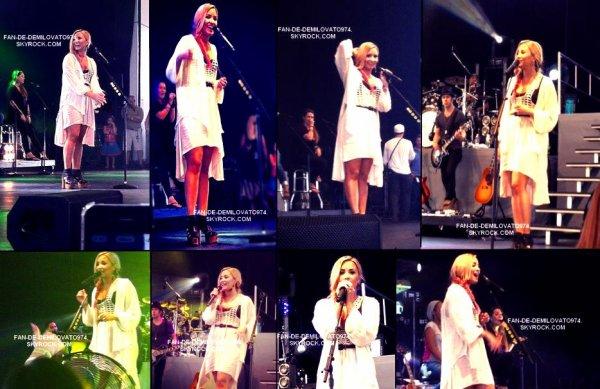 05.07 : SUMMER TOUR 2012