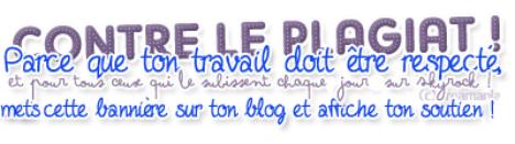 Bienvenue sur mon blog !! x) ^^