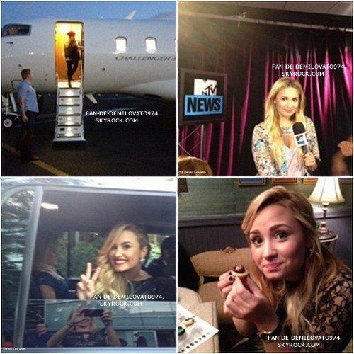 Des photos TWITTER de Demi