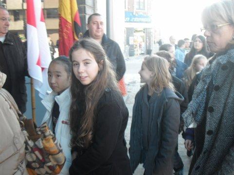 Cérémonies des 10 & 11 novembre à FARCIENNES