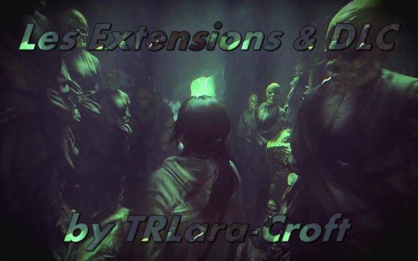 ~Les Extensions & DLC~
