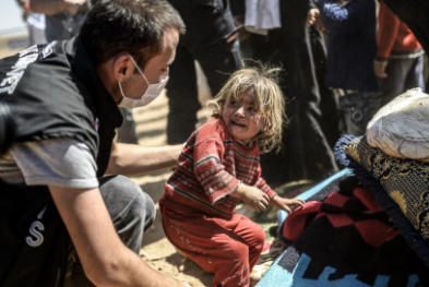 WATCH Cries from Syria (2017) Hadi Al Abdullah Raed Al Saleh Helen Mirren