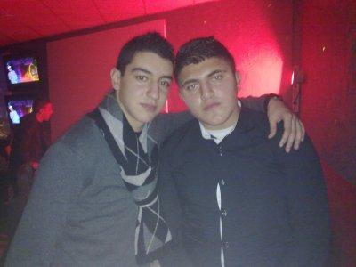 un bg et moi :)