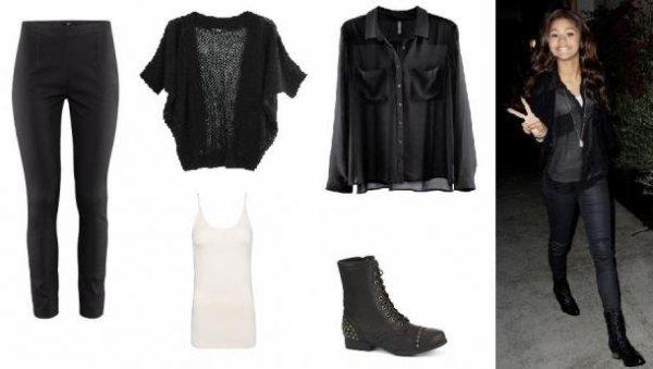 En mode Zendaya Coleman !
