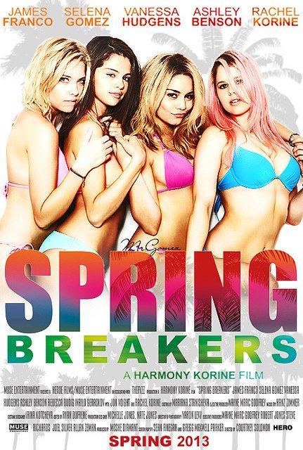 Spring Breakers !