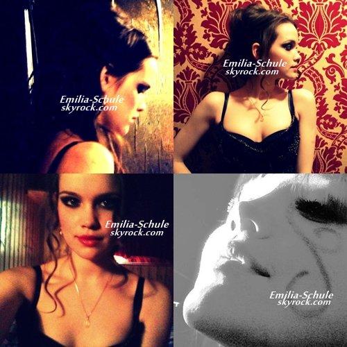 Emilia en Janvier Fevrier :)