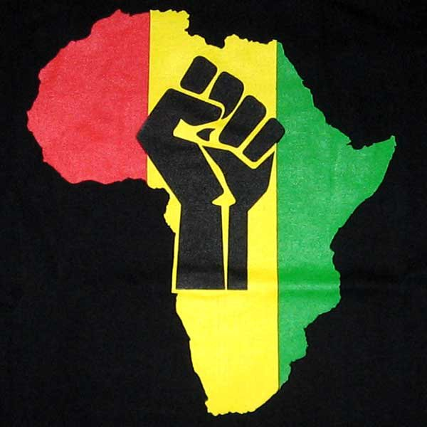 Black power... African power...