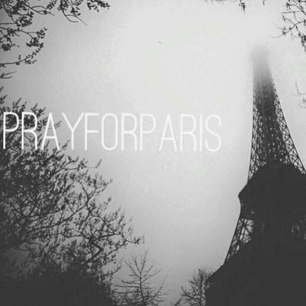 """''Paris, t'es muette ce matin, t'es vide et blême. Mais même quand tu fais ta gueule d'enterrement, tu sais, Paris, on t'aime."""""""