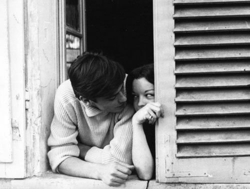 """ton visage est un endroit qui a marqué ma vie"" - Anna gavalda"