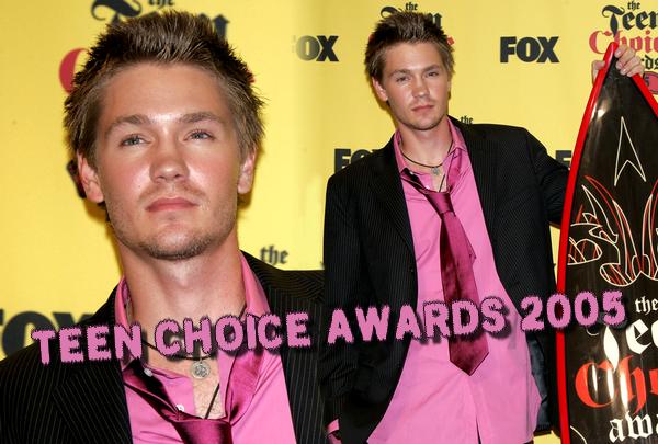 • Apparitions ►  Le 14 Août 2005 - Teen Choice Awards