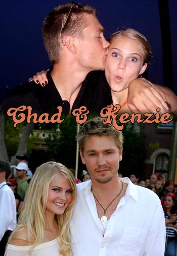 • Les amours de Chad ►  Chad & Kenzie Dalton : Son deuxième grand amour