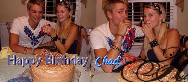 • Anniversaire + Photo Avec Les Fans ►  Le 24  Août 2006 - Chad fête ses 25 ans