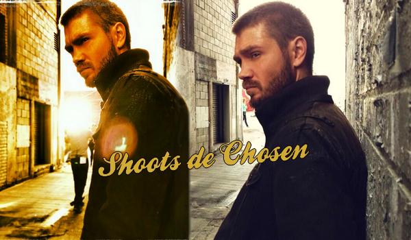 • Shoots et Tournage ►  Le 07 Octobre 2013 - Shoots pour Chosen + Tournage