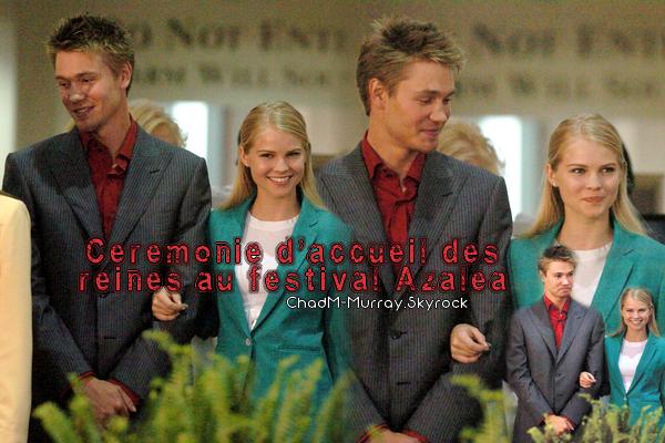 • Apparitions ►  Le 05 Avril 2006 - Au Azalea Festival avec Kenzie