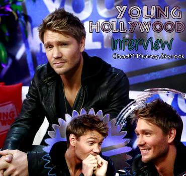• Interview ►  Le 06 Décembre 2011 - Interview Pour YoungHollywood