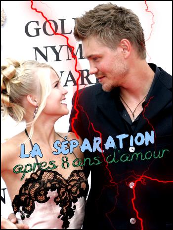 • Infos ►  Le 20 Septembre 2013 - Chad et Kenzie c'est Fini !