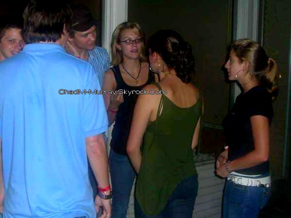 • Photo Perso ►  2006 - En compagnie d'Hilarie Burton