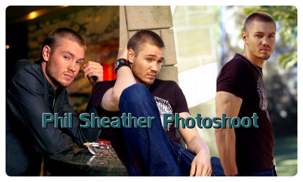 • Photoshoot ►  Phil Sheather Photoshoot - Seventeen
