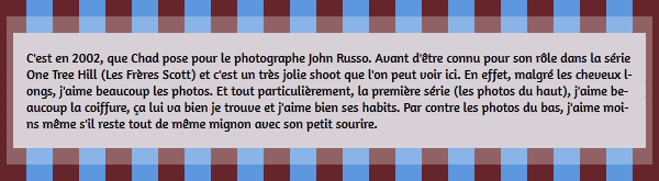• Photoshoot ►  John Russo - Photoshoot 2002