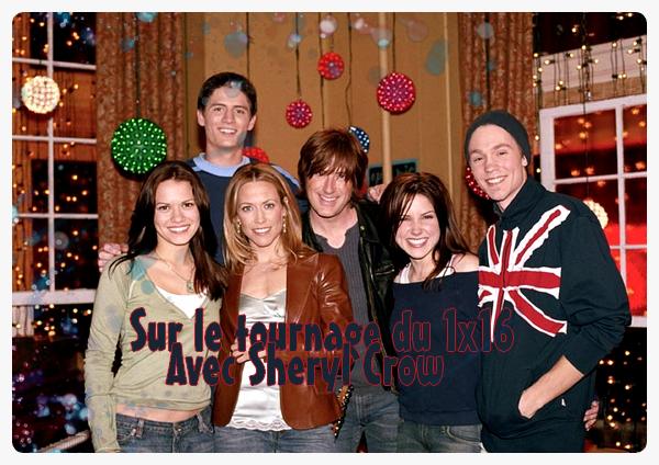 • Tournage ►  En 2004 - Episode 16 de la Saison 1