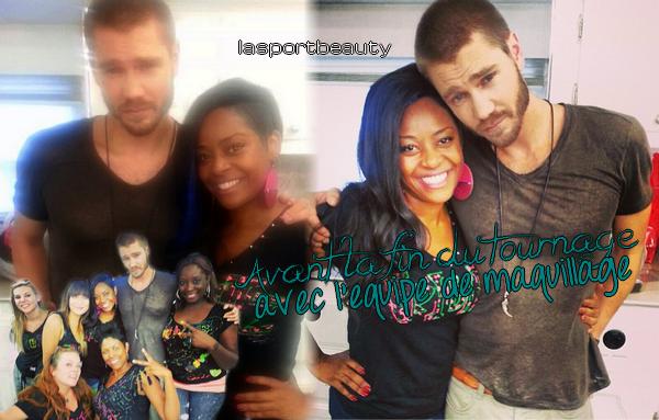 • Photos Avec Les Fans ►  Le 18 Septembre 2013 - Avec Des Fans