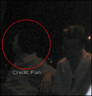 • Photo De Fan ►  Le 06 Septembre 2005 - Une Photo D'une Fan