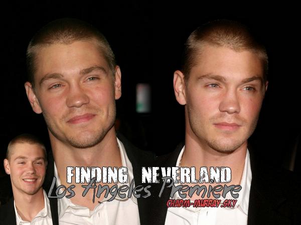 • Apparitions ►  Le 11 Novembre 2004 - A La Première de Finding Neverland