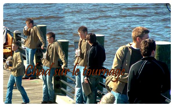 • Tournage ►  Le 03 Avril 2005 - Tournage De L'épisode 2x21