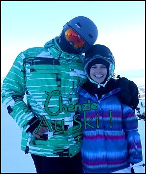 • Photo Perso ►  Posté Le 05 Janvier 2013 - Au Ski avec Kenzie