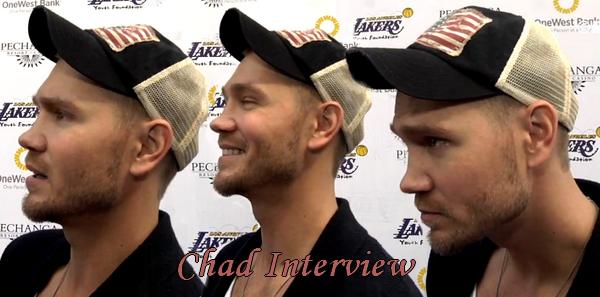 • Interview ►  Le 10 Mars 2013 - Interview de Chad