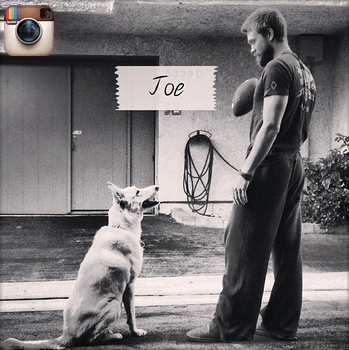 • Instagram ►  Le 11 Juin 2013 - Chad & Joe ♥