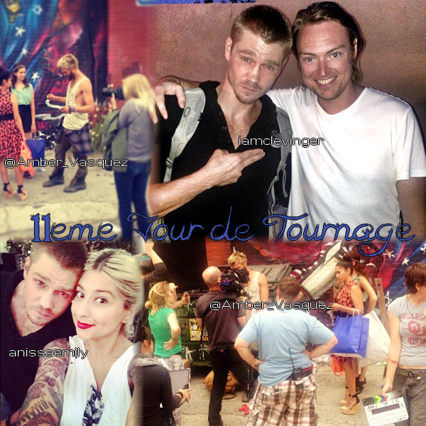 • Tournage ►  Le 27 Juin 2013 - 11ème Jour de Tournage