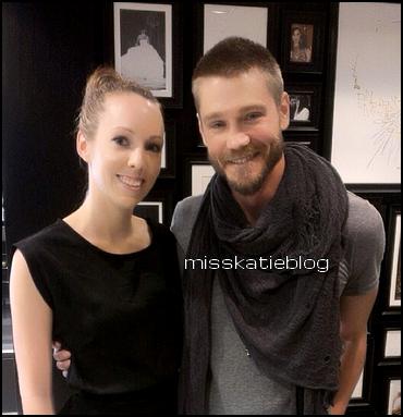 • Photos Avec Les Fans ►  Le 04 Novembre 2013 - Chad en Australie Avec Nicky