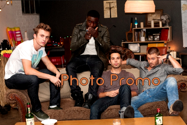 • Photo Promo ►  Le 12 Novembre 2013 - Photo Promo de Cavemen
