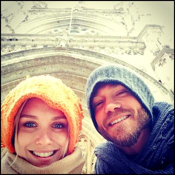 • Instagram ►  Le 15 Novembre 2013 - A Bruxelles en Belgique