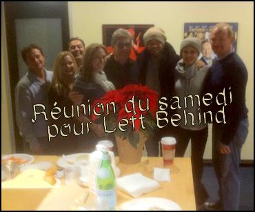 • Twitter ►  Le 07 Décembre 2013 - Chad & Nicky Sont Allés A Une Réunion Pour Left Behind