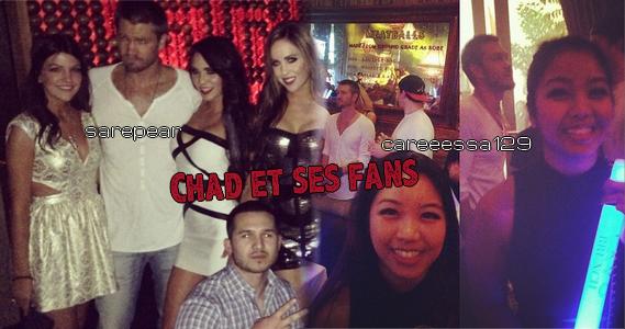 • Twitter ►  Le 02 Février 2014 - A Las Vegas Pour Le Super Bowl