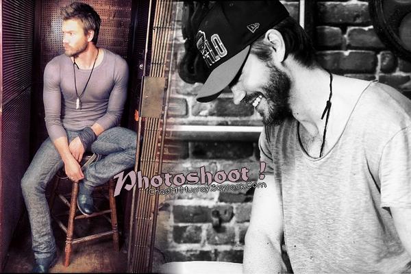 • Photoshoot ►  Le 07 Avril 2014 - Chad A Fait Un Nouveau Shoot