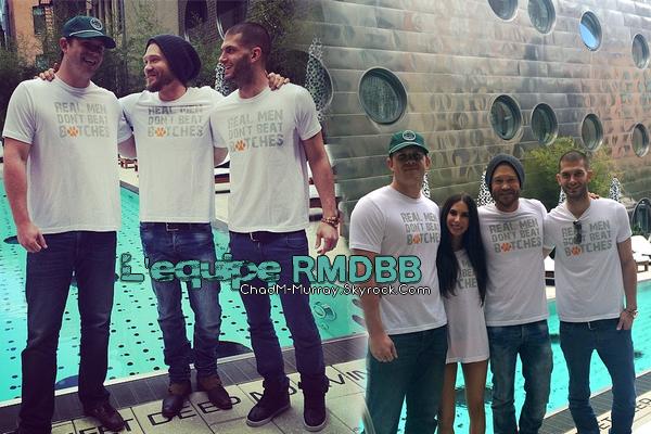 • Instagram ►  Le 02 Mai 2014 - L'équipe de RMDBB