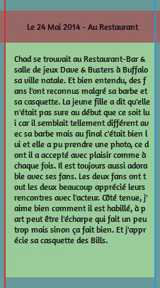 • Photos Avec Les Fans ►  Le 24 Mai 2014 - Chad Et Des Fans Au Dave and Busters