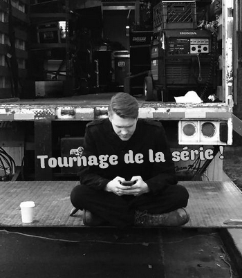 • Tournage ►  Le 05 Décembre 2014 - Sur Le Tournage d'Agent Carter