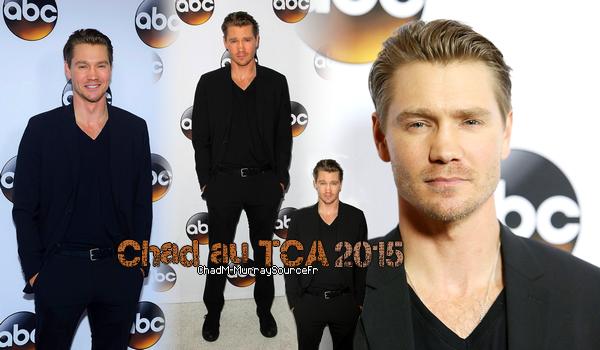 • Apparitions ►  Le 14 Janvier 2015 - Avec Le Cast Au NBC TCA 2015