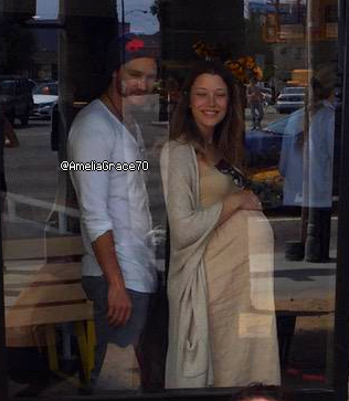 • Candids + Photo De Fans ►  Le 05 Avril 2015 - Chad & Sarah A Los Angeles