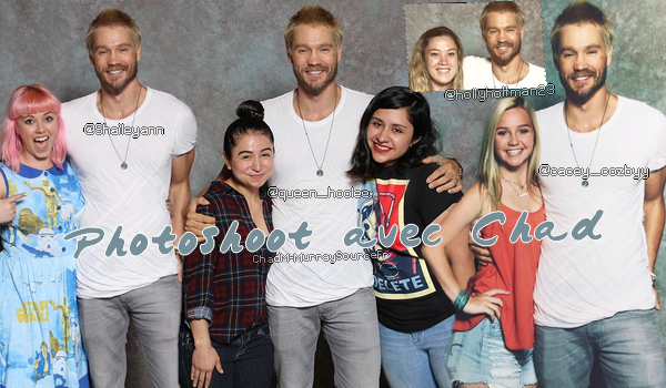• Apparitions ►  Le 26 Juillet 2015 - Au Space City Comic Con - Jour 2  Apparitions | Photos Avec Les Fans | Photo de Fans