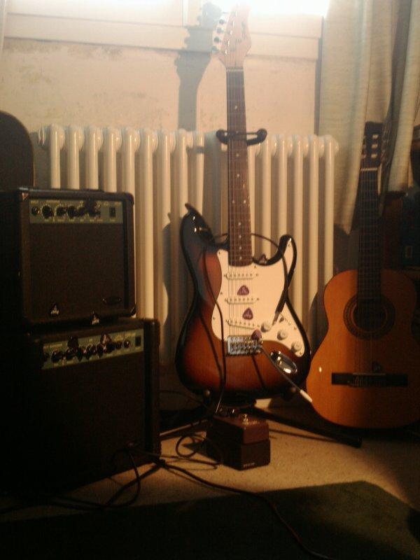 le most :la guitare