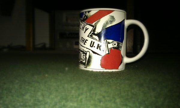 Tasse Sex Pistols :