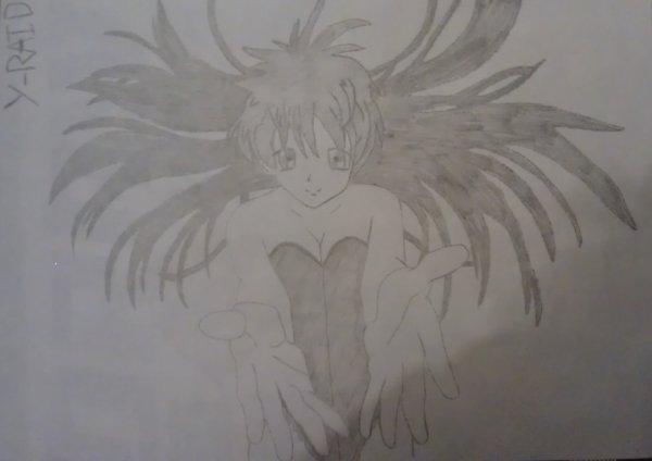 Mon premier dessins :)
