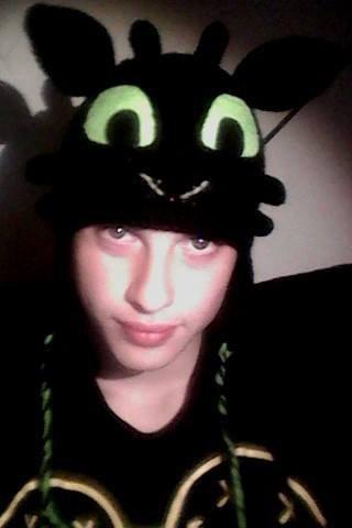 Strange juste parfait :b + achat de mon bonnet Dragons :3