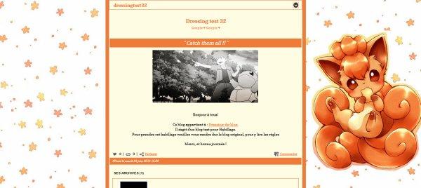Habillage n°32 : Commande